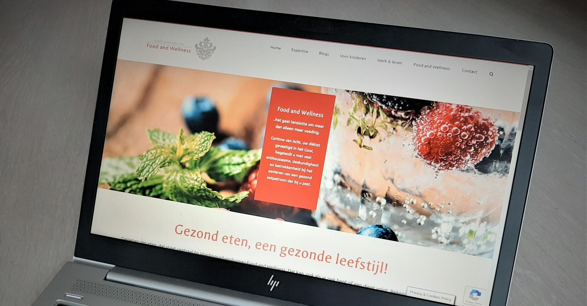 Realisatie websites en webshops